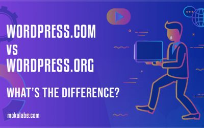 WordPress dot Com vs Org – What's The Difference?
